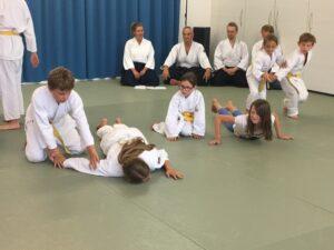 Training für Kinder @ Dojo Aikido Schüpfheim